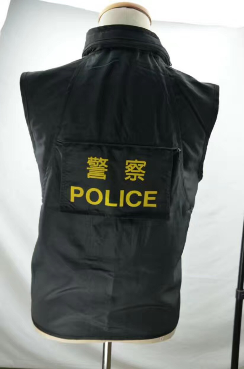 香港爱斯高端警察马甲 刑警刑侦专用马甲 正品港版多功能刑侦便衣马甲